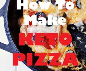 How To Make Keto Pizza [VIDEO]   KETOGASM #keto #lowcarb #meatza #lchf #weightloss #healthy #pizza #recipe #recipevideo
