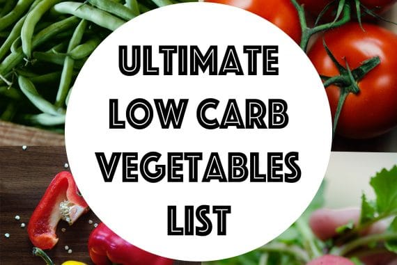 Low Carb Vegetables List Searchable Sortable Guide Ketogasm