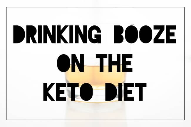 Keto Diet Alcohol Guide Is Booze Okay If Its Low Carb Ketogasm