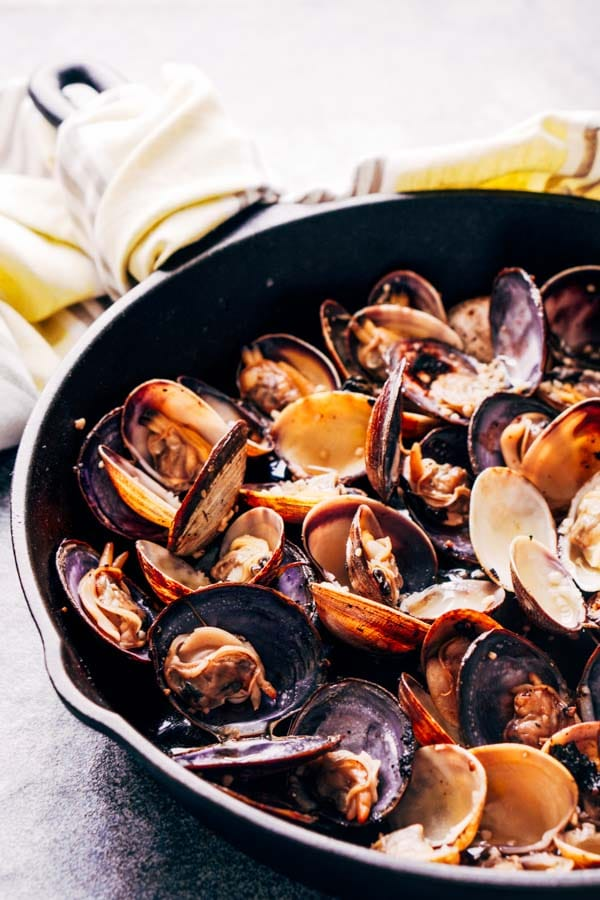 Carbs in Clams - Low Carb Steamed Clams