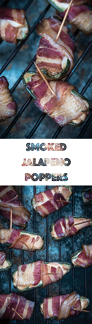 Smoked Jalapeno Popper with Cream Cheese & Bacon - Low Carb, Keto, Gluten Free