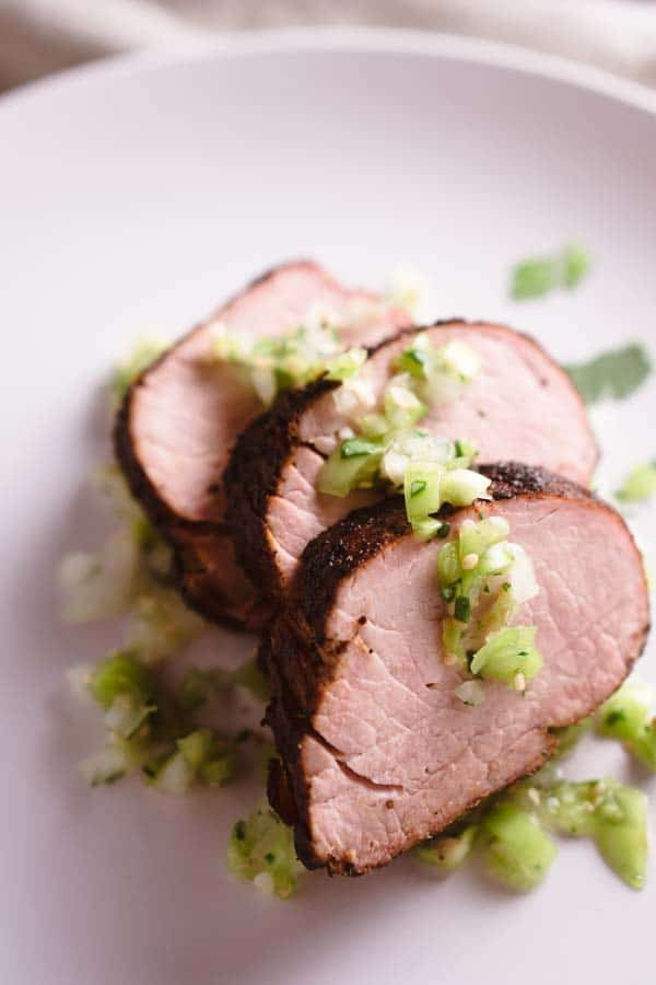 Smoked Pork Tenderloin - Low Carb & Keto Friendly!