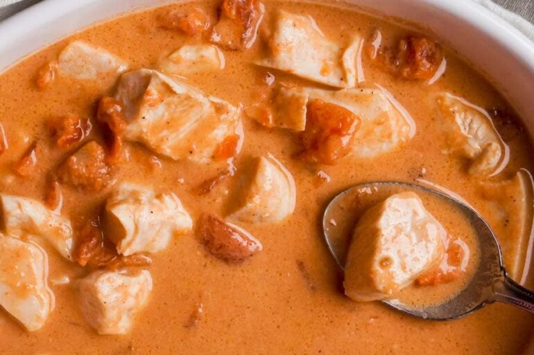 Low Carb Indian Chicken Curry Recipe Ketogasm