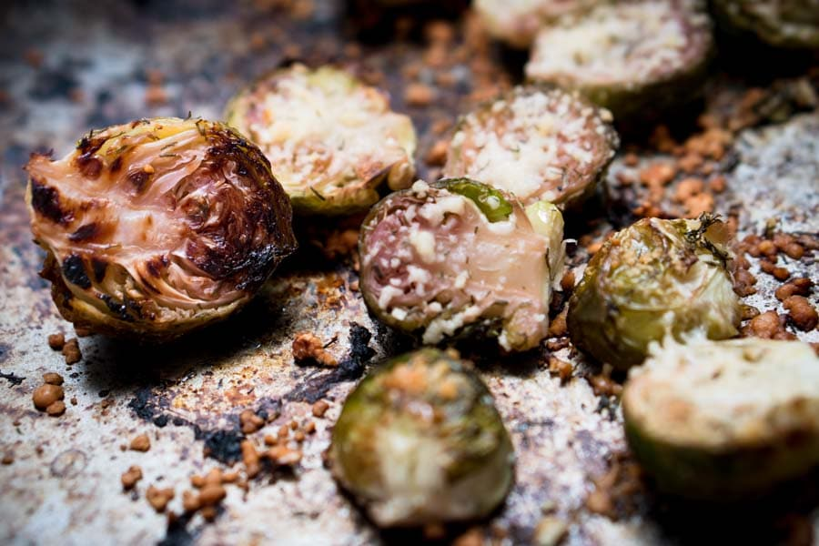 Keto Brussels Sprouts Recipe - Low Carb Vegetable & Vegetarian Recipes