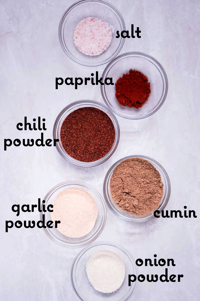 Homemade Taco Seasoning Recipe - Low Carb, Sugar-Free, Keto Friendly