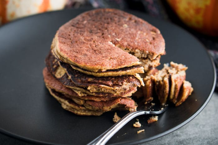 Low Carb Pumpkin Pancakes Recipe - Keto Friendly, Gluten Free