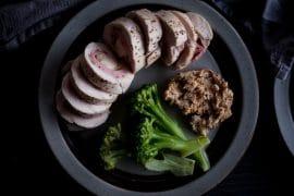 Easy Chicken Cordon Bleu Recipe {Low Carb, Gluten-Free]