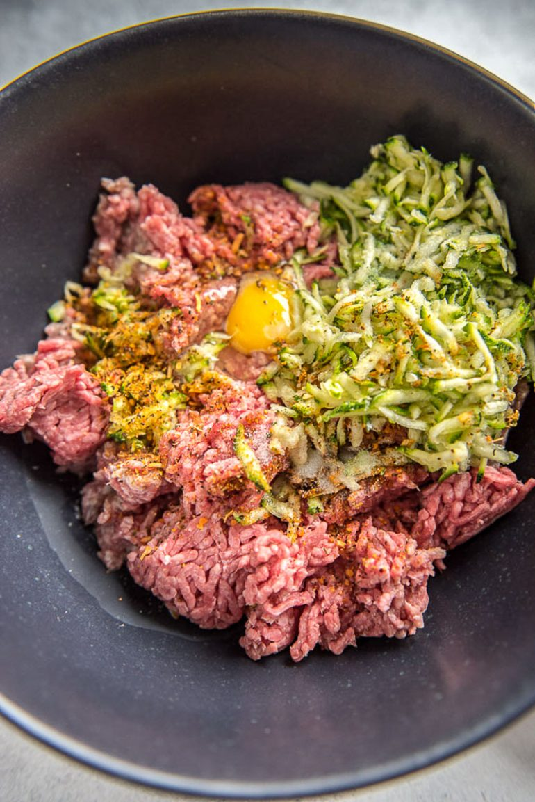 Gluten Free Swedish Meatballs Ingredients - Low Carb, Keto