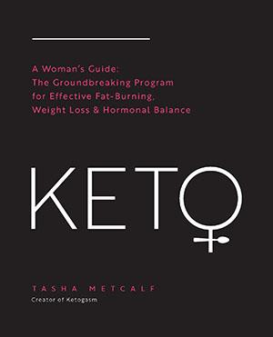 Keto: A Woman's Guide Pre-Order