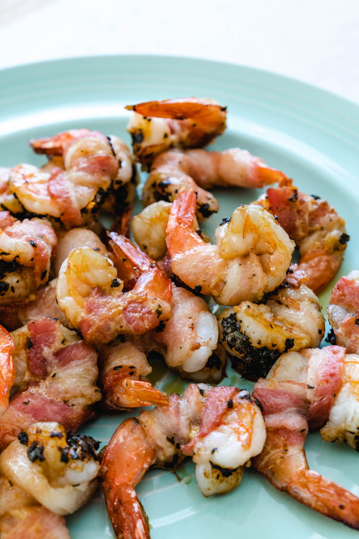 How Do You Store Shrimp Wrapped in Bacon?